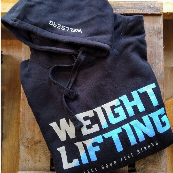WEIGHTLIFTING / feel good