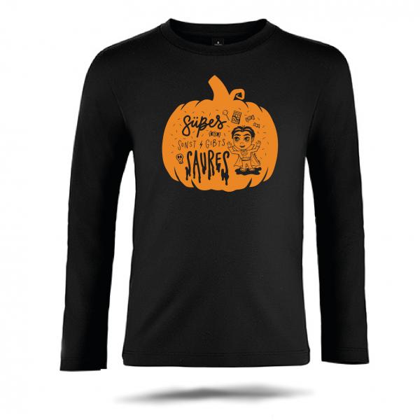 Halloween Long Sleeve Kids Shirt
