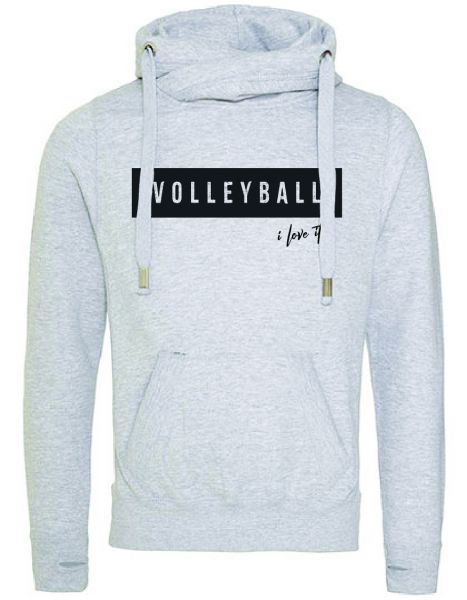 """Volleyball """"I LOVE IT"""""""