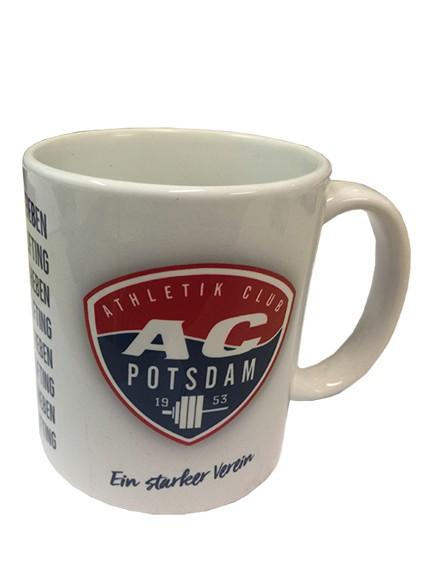 AC Potsdam Tasse
