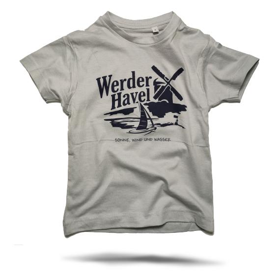T Shirt WERDER HAVEL MÜHLE
